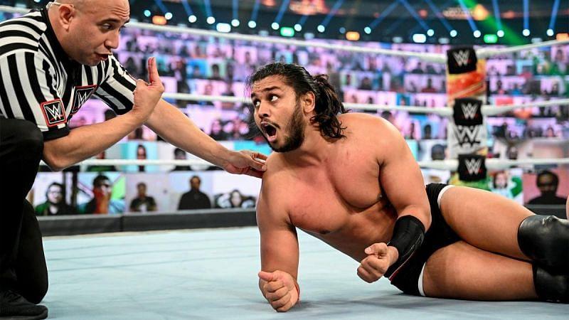 WWE के प्रमुख टूर्नामेंट से बाहर हुए गुरु राज