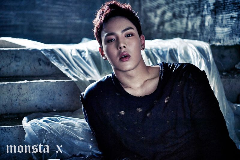 Shownu will be beginning his mandatory military enlistment service soon (Image via Twitter)