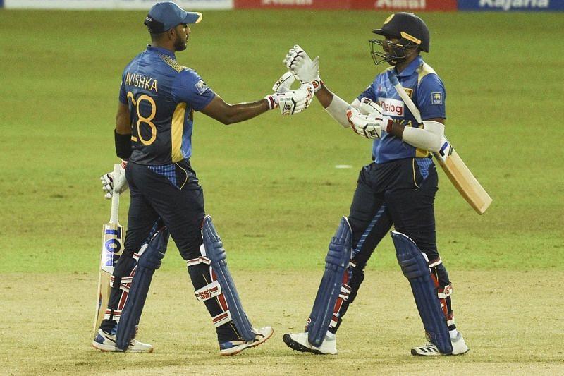 "IND vs SL 2021: ""If we had done well in the 2nd ODI, we would have won the series"" - Avishka Fernando"