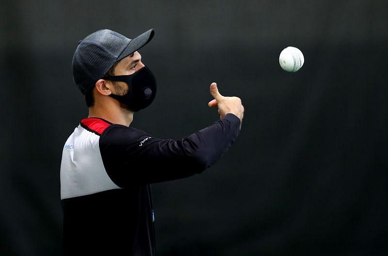 UAE National Cricket Team Return To Training