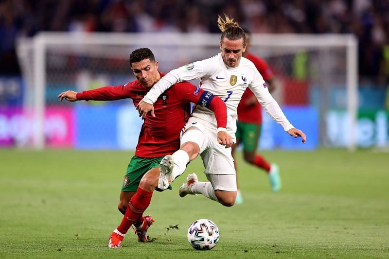 France and Portugal were two of the early casualties at Euro 2020.