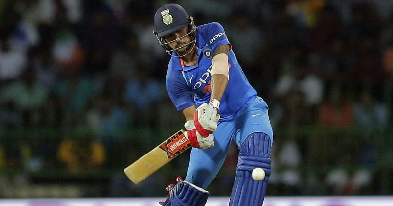 Manish Pandey has been constantly shunted in the batting lineup