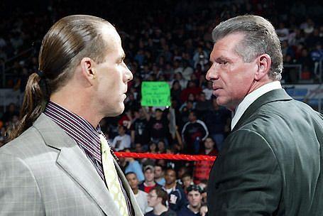 Vince McMahon revealed a strange detail about Vince Mcmahon and Shawn Michaels