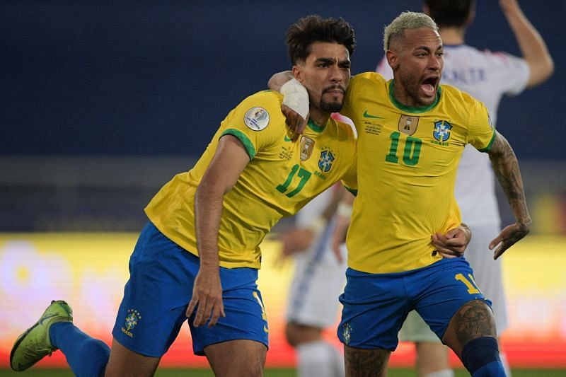 Brazil have qualified for the semi-final of the 2021 Copa America.