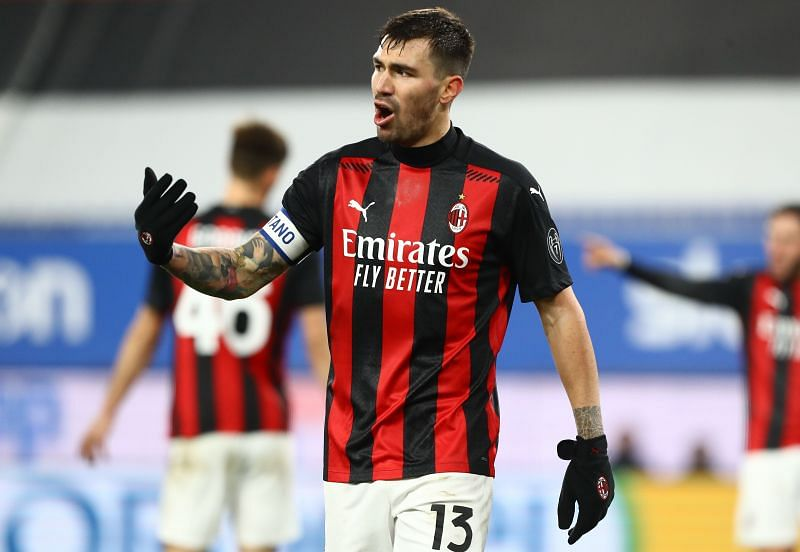 Alessio Romagnoli is set to be a free agent next summer