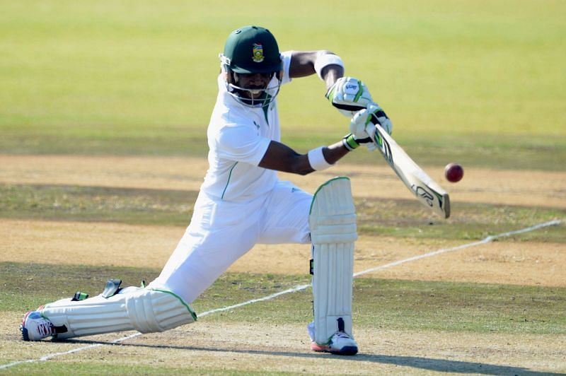 Thami Tsolekile played three Test matches for the South African cricket team.