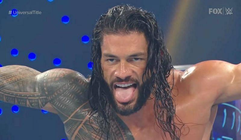WWE यूनिवर्सल चैंपियन रोमन रेंस की हुई तारीफ
