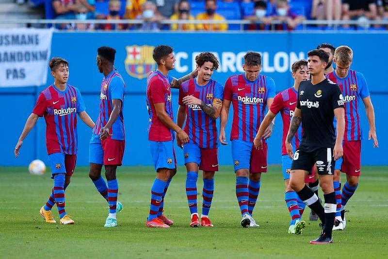 Barcelona take on VfB Stuttgart this weekend