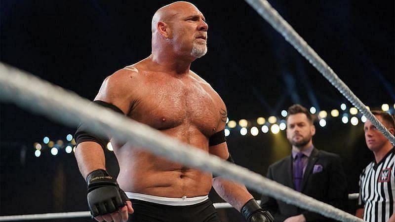 WWE दिग्गज गोल्डबर्ग