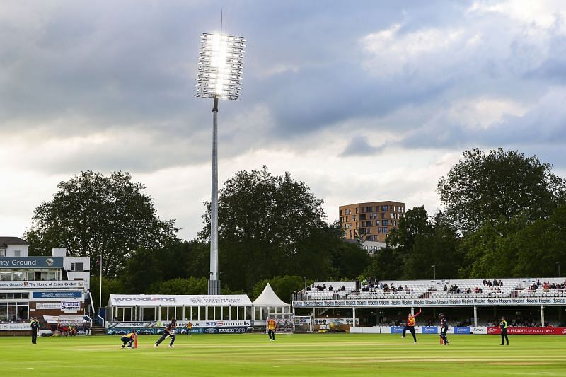 County Ground, Chelmsford - Vitality T20 Blast (Credits: Getty)