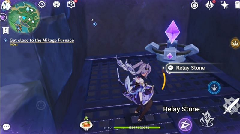 Relay Stone es la parte más importante de este rompecabezas de Genshin Impact