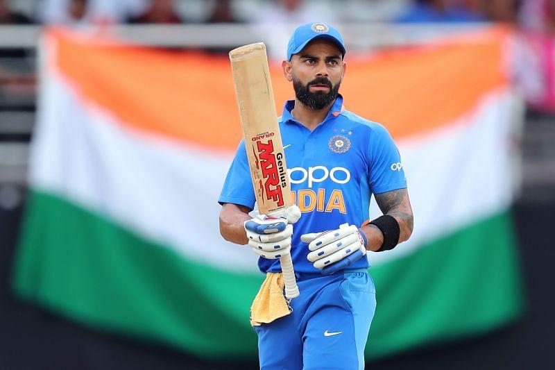 Virat Kohli already has 43 ODI hundreds.