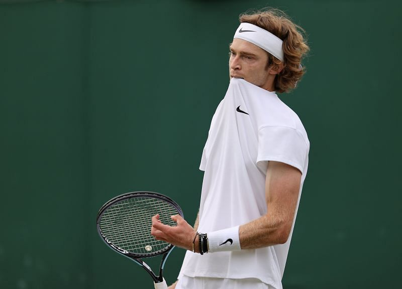 Rublev has never faced Djokovic before