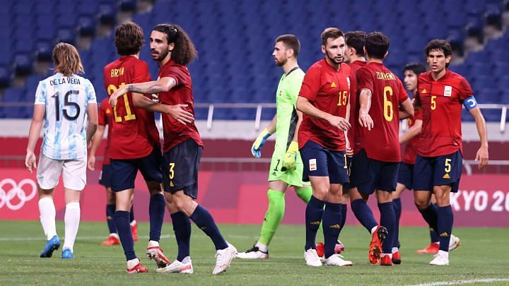 Spain are looking to reach their first Olympic semi-final since 2000