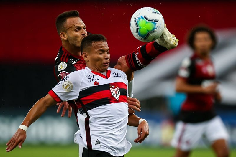 Janderson will be a huge miss for Atletico Goianiense