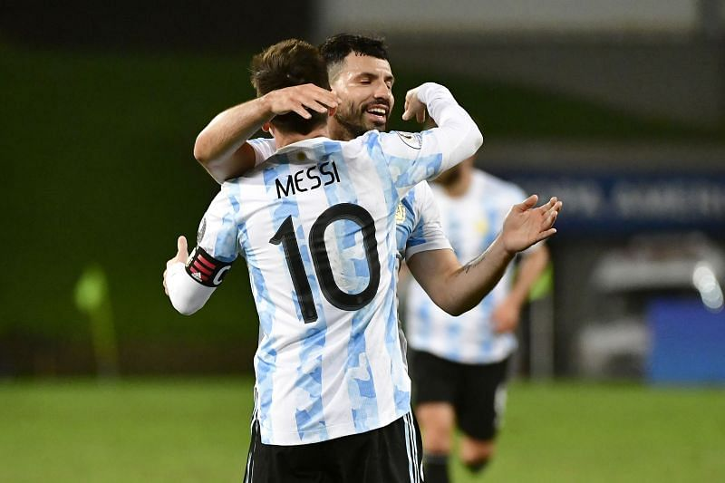 Argentina have a strong squad