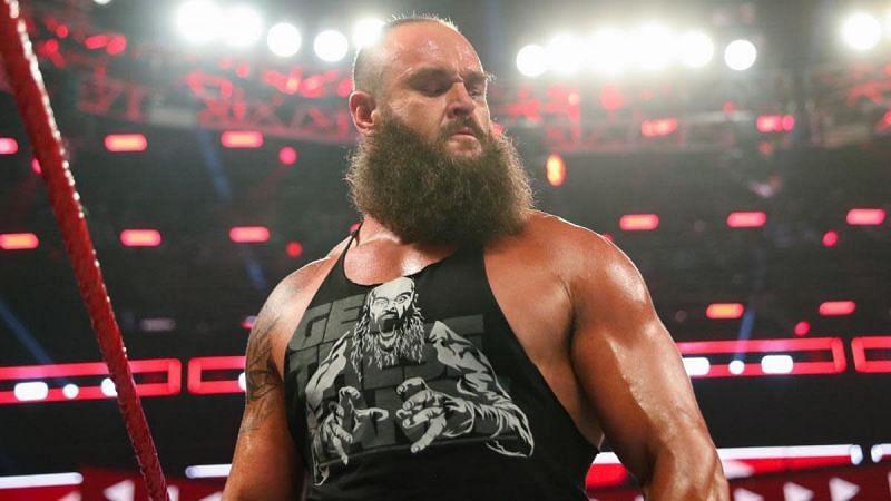 ब्रॉन स्ट्रोमैन वर्तमान समय में WWE का हिस्सा नही हैं