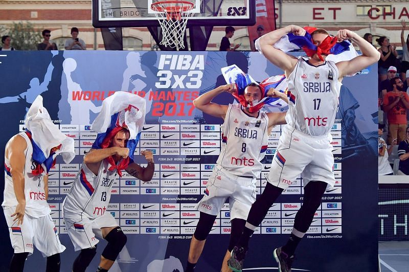 FIBA 3v3 Tournament [Source: New York Times]