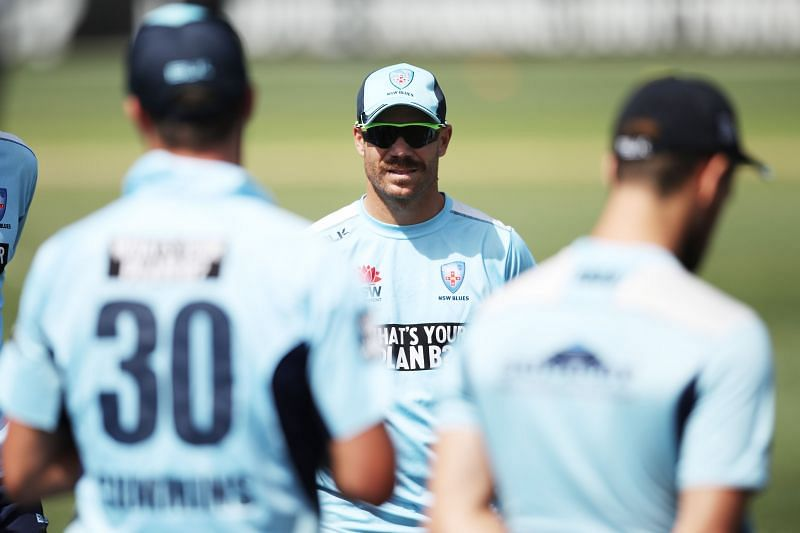 David Warner has also played in the Global T20 Canada competition