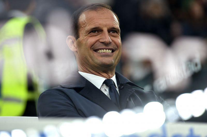Juventus manager Massimiliano Allegri (Photo by Tullio M. Puglia/Getty Images)