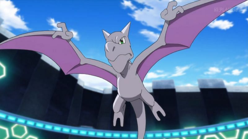 Pokemon GO: Aerodactyl raid counters and weaknesses for July 2021