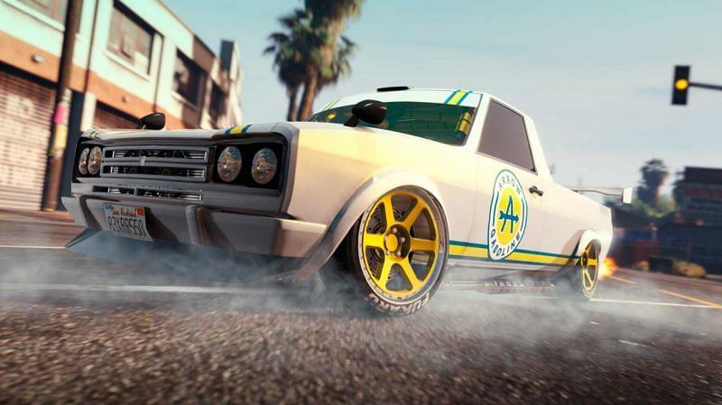 The Vulkar Warrener HKR (Image via Rockstar Games)