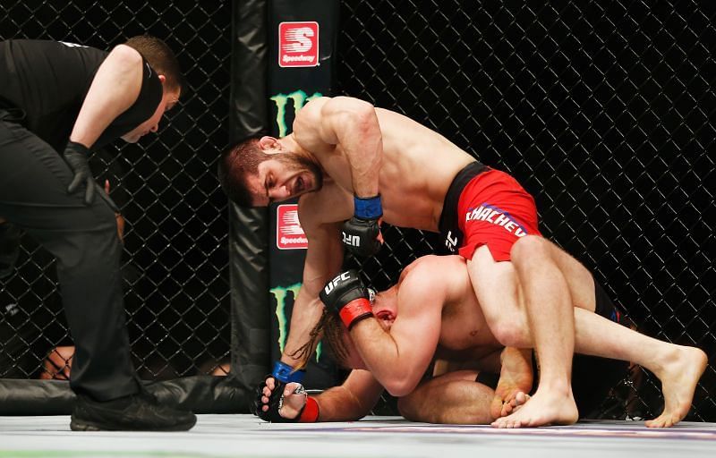 Could Islam Makhachev's wrestling prove to be as dominant as Khabib Nurmagomedov's in the UFC?