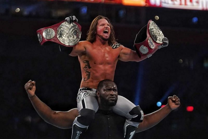WWE Money in the Bank)शानदार मैच