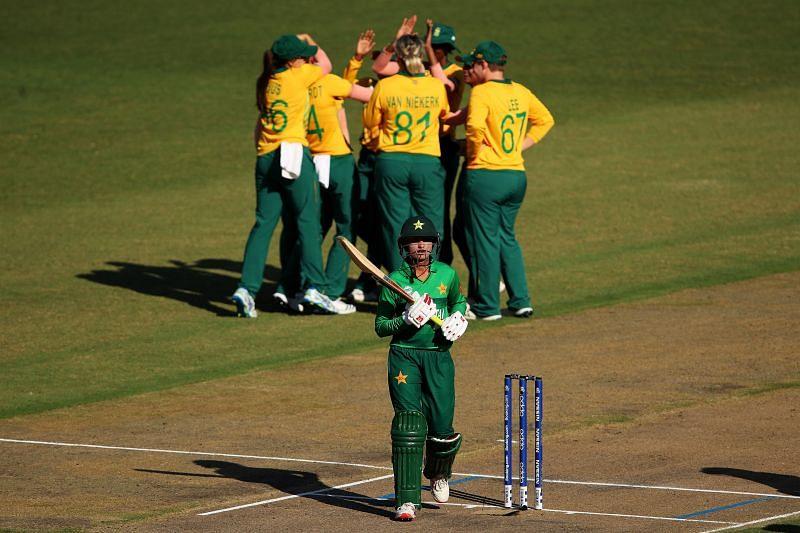 South Africa v Pakistan - ICC Women