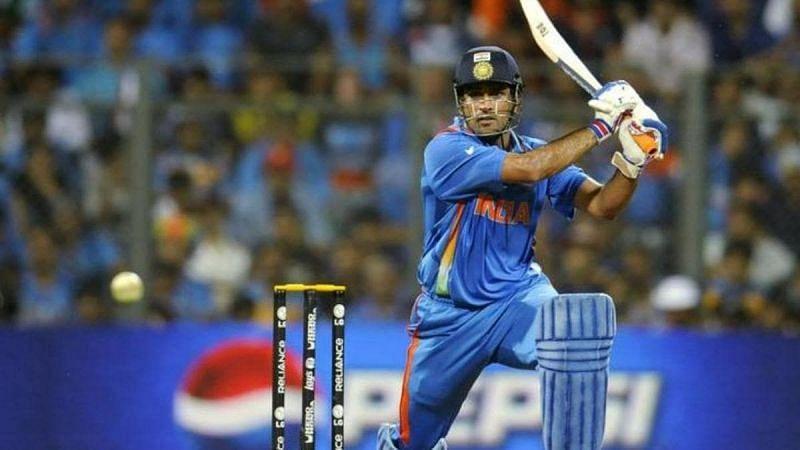 फाइनल में धोनी ने बेहतरीन बल्लेबाजी की थी