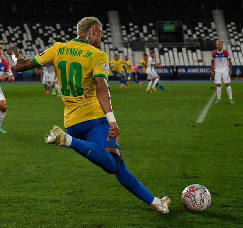 Neymar stole the show again