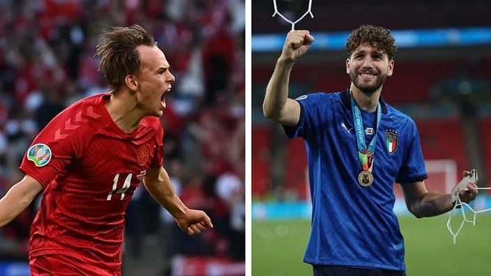 Euro 2020 saw many young players break out with stellar performances.