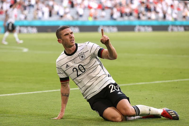 Gosens impressed for Germany at Euro 2020