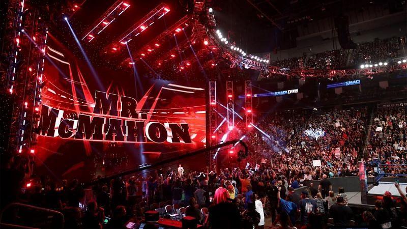 SmackDown में होगा अच्छा मैच