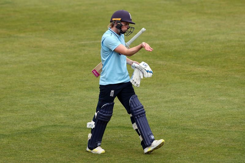 Heather Knight. Pic: Getty Images