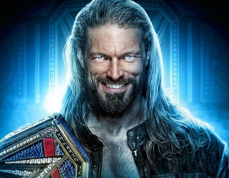Edge might shock everyone by defeating Roman Reigns