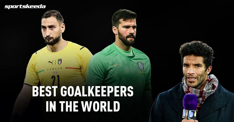 Goalkeepers are expected to do so much more in the modern game