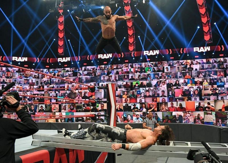 WWE RAW said goodbye to the ThunderDome last night.