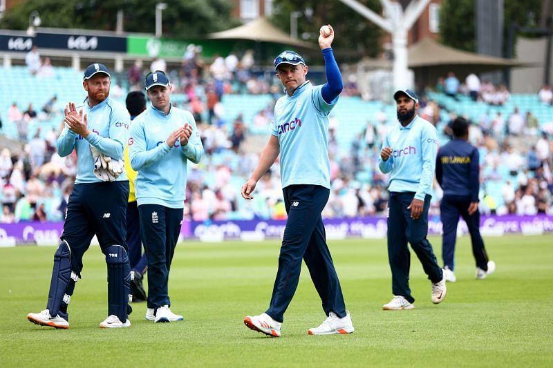 England v Sri Lanka - 2nd ODI
