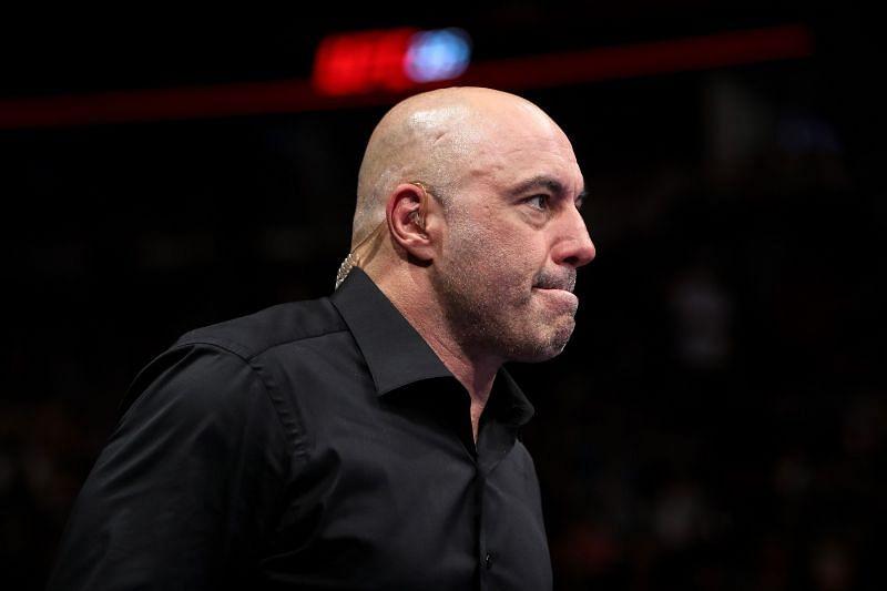 Joe Rogan at UFC 225: Whittaker v Romero 2
