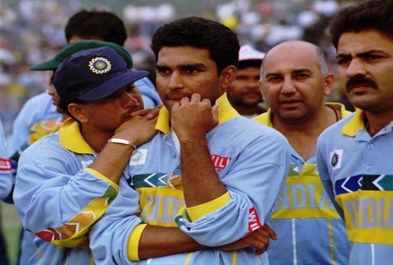 सचिन तेंदुलकर और संजय मांजरेकर घरेलू क्रिकेट में भी मुंबई की तरफ से एक साथ खेलते थे