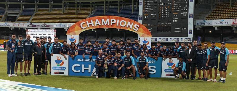 Team India (Twitter)