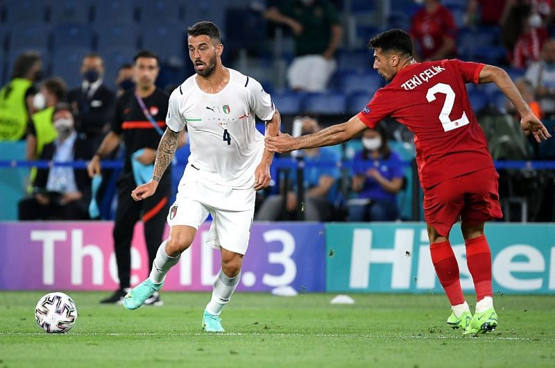 Leonardo Spinazzola put up superb all-round performances for Italy at Euro 2020 before he got injured.