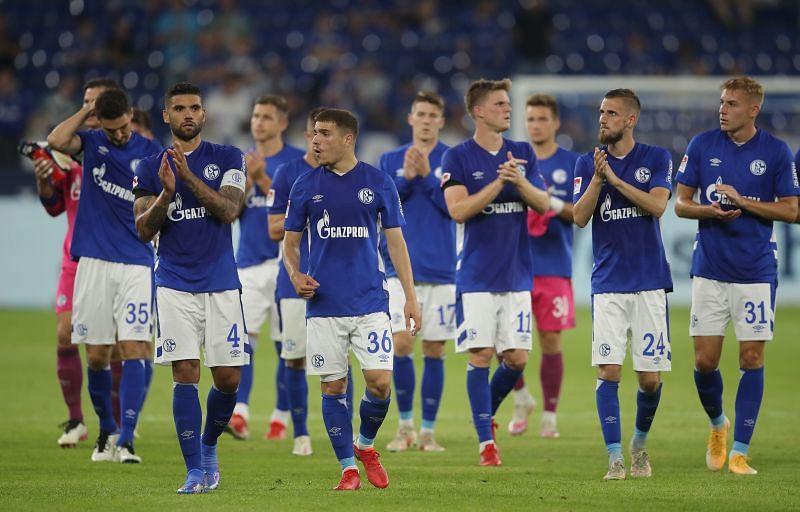 Holstein Kiel vs FC Schalke 04 - 2. Bundesliga