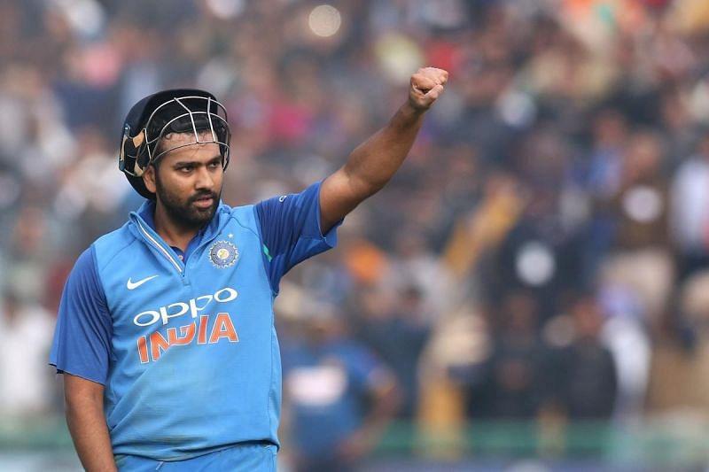 रोहित ने इस मैच में अपने वनडे करियर का तीसरा दोहरा शतक बनाया था