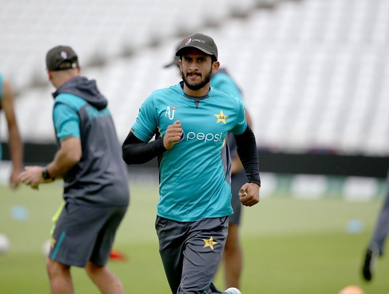 Pakistan's Hasan Ali fit to play third T20I match against England