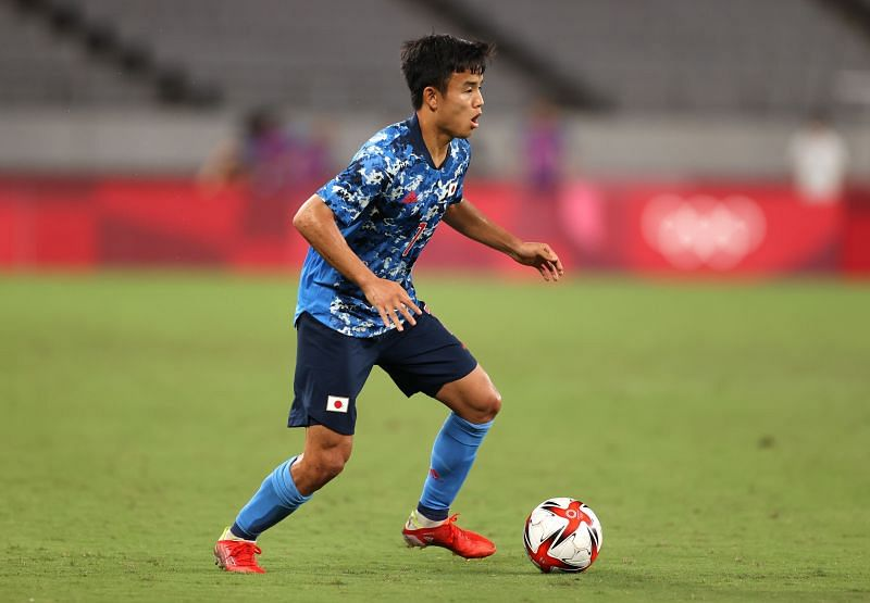 Japan U23 have a strong squad