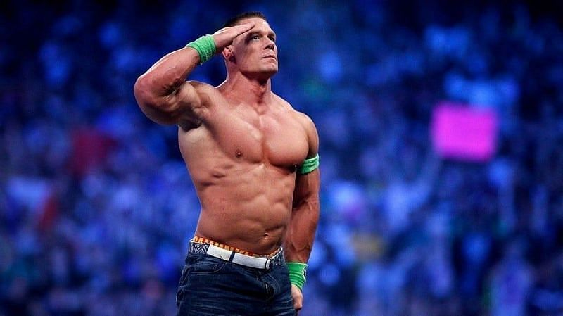 WWE दिग्गज जॉन सीन ने की वापसी