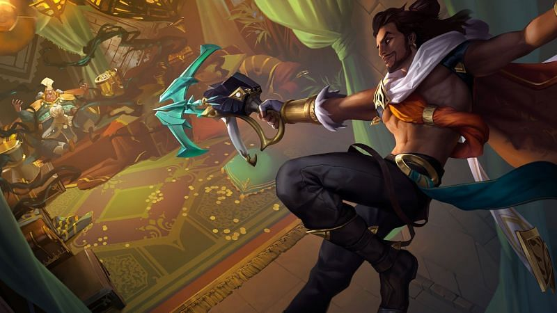 League of Legends Akshan guide: Runes, Items, and Playstyle (Image via Riot Games)