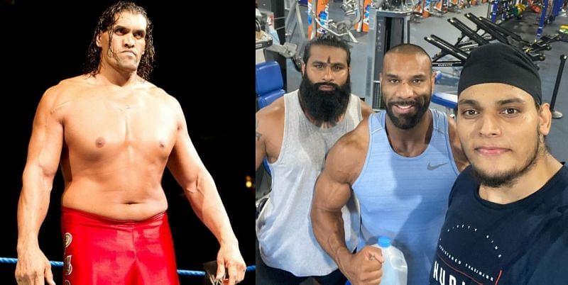 WWE में लड़ने वाले सभी भारतीय सुपरस्टार्स